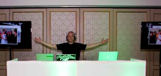 DJ Pushkin in the mix