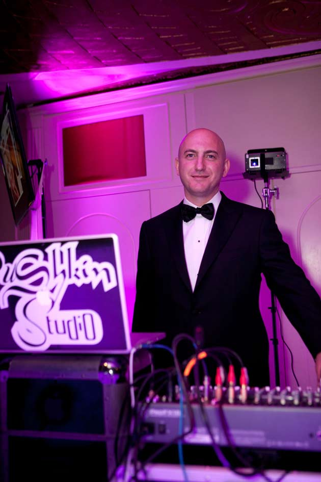 Russian Wedding DJ
