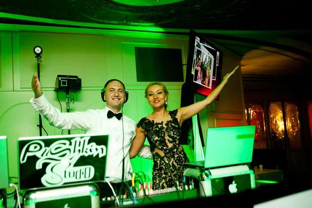 10 DJ Pushkin & Dinara