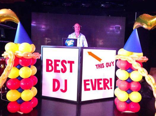 Russian DJ New York