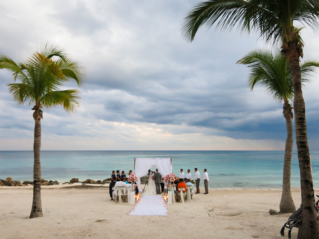 Russian wedding Punta Cana